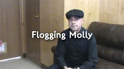 Flogging Molly Worst Gig